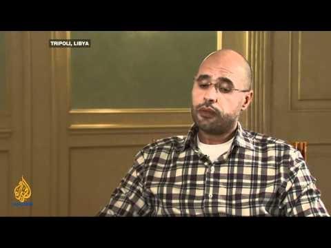 Talk to Al Jazeera - Saif al-Islam Gaddafi