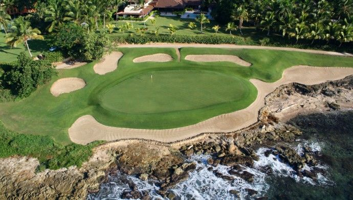 Casa de Campo: Choose from three 18-hole golf courses, including Pete Dye's top-rated Teeth of the Dog.
