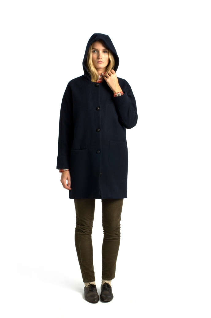 CASPER COAT by Lifetime Collective - $264.00