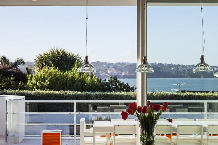 Stunning view from this Herne Bay property.   http://www.barfoot.co.nz/526155