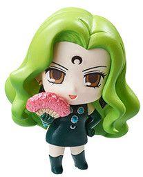 Bishoujo Senshi Sailor Moon R - Green Esmeraude - Petit Chara Bishoujo Senshi Sailor Moon Black Moon Hen - Petit Chara! Series (MegaHouse)