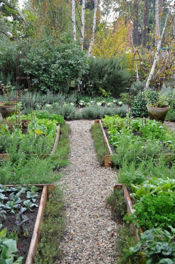 33 Best Images About Selbstversorger Garten On Pinterest | Gardens ... Nutzgarten Anlegen Tipps Planung Gartengestaltung