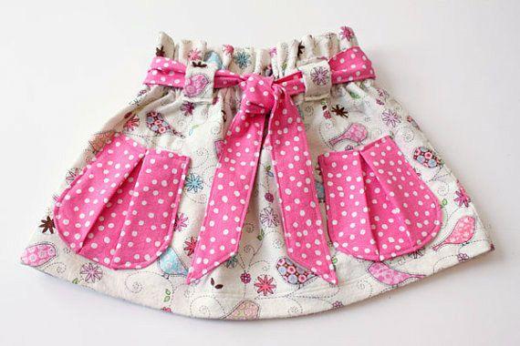 cutest skirt pattern!