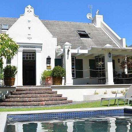 You may prefer staying at Newlands guest house or bed & breakfast accommodation. Newlands guest houses are situated in grand homes built by Sir Herbert Baker, Cape Dutch and modern houses.