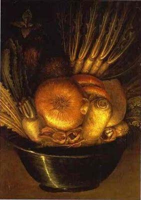 Blog o lekturach, sztuce i innych przyjemnosciach: Perfekcyjnie ułożone warzywa…