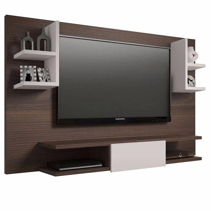 17 mejores ideas sobre muebles para tv modernos en for Muebles modernos para comedores pequea os