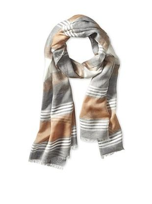 55% OFF Hickey Freeman Men's Scarf (Salmon)