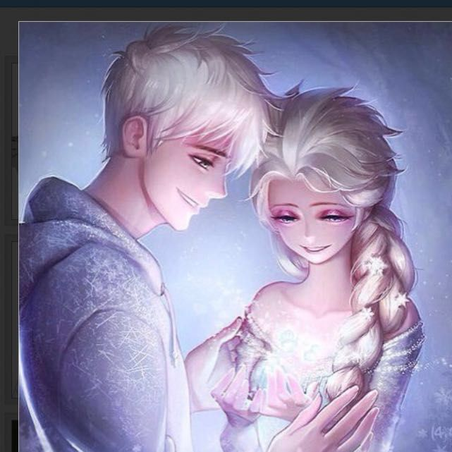 A Mermaid Tale 9 With Images Jack Frost And Elsa Jelsa