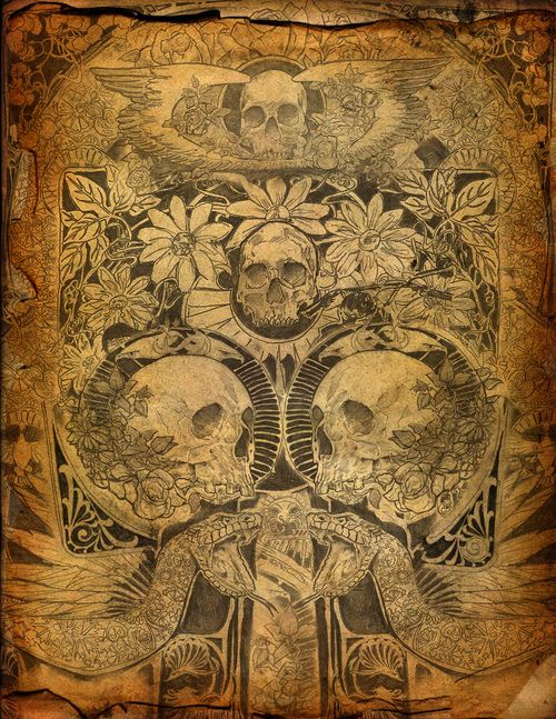 #skull: Skull Skull, Decor Ideas, Rugs Tapestries, Bones Art, Beautiful, Skull Skeletons, Skull Art, Skulli, Diy Decor
