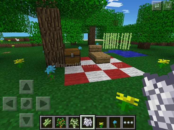 how to set weather in minecraft pe
