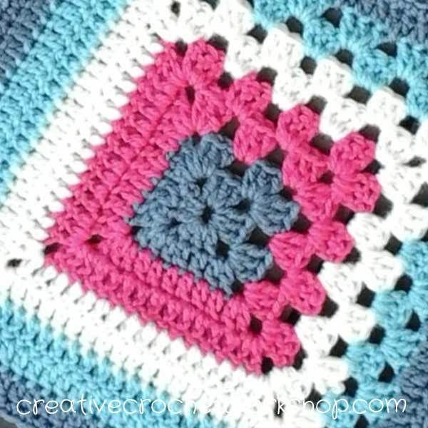 Split Granny Square Yarn Granny Square Crochet Crochet Patterns
