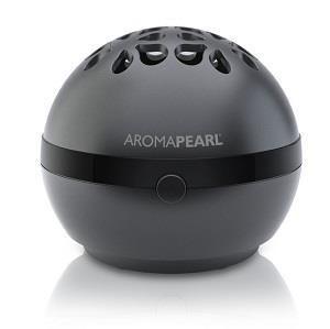 Aromatherapy Diffuser - AromaPearl - Black - gaia rising metaphysical