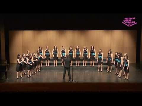 Festival Coral de Verão 2016 Competition Performance Coro Juvenil do Instituto Gregoriano de Lisboa of Portugal Conducted by Filipa Palhares Repertoire: Rogo...