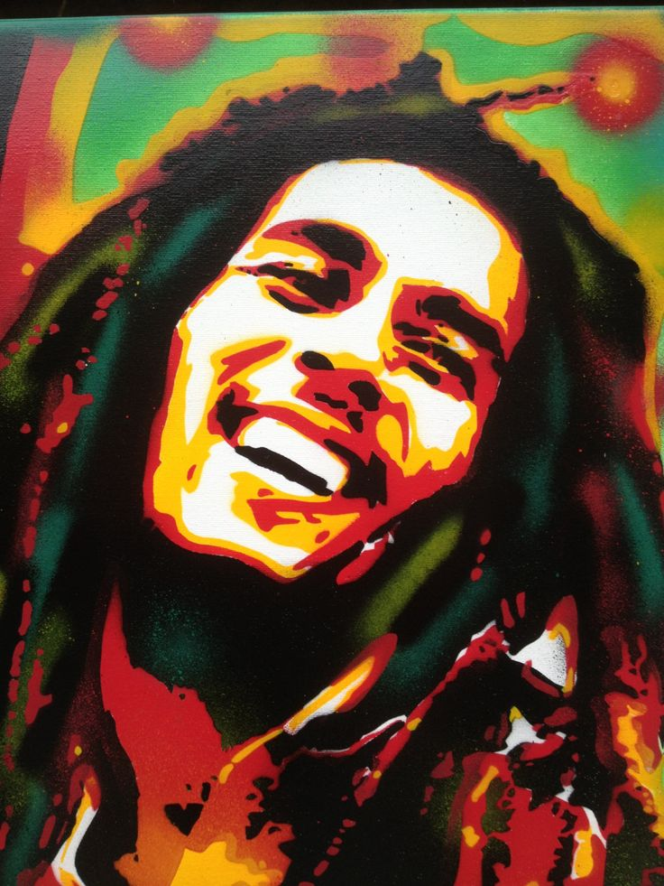Bob Marley Digital Downloadtrench Town By