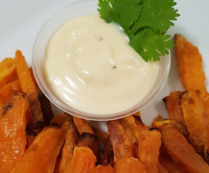 Recipe Garlic Aioli by ThermoNiks - Recipe of category Sauces, dips & spreads