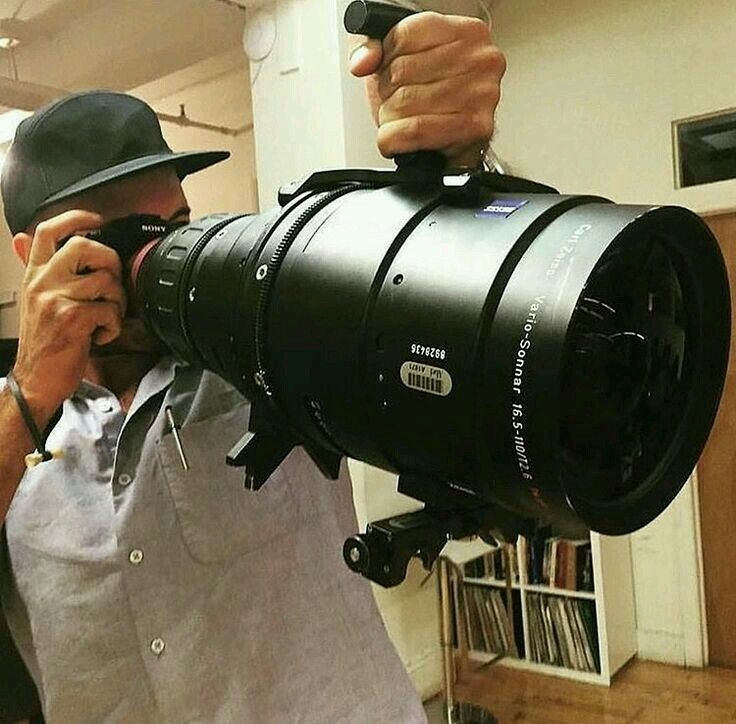 16.5 Carl ZEISS Master,  oh my.