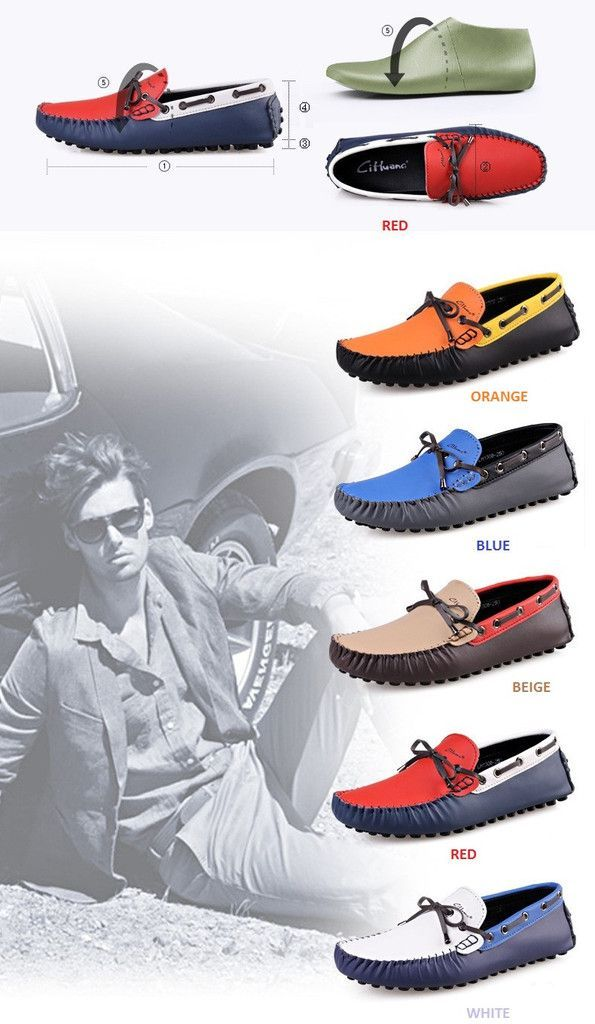 Men Fashion Shoe New Designer Moccasin Sneakers Faux Leather (scheduled via http://www.tailwindapp.com?utm_source=pinterest&utm_medium=twpin&utm_content=post11880136&utm_campaign=scheduler_attribution)