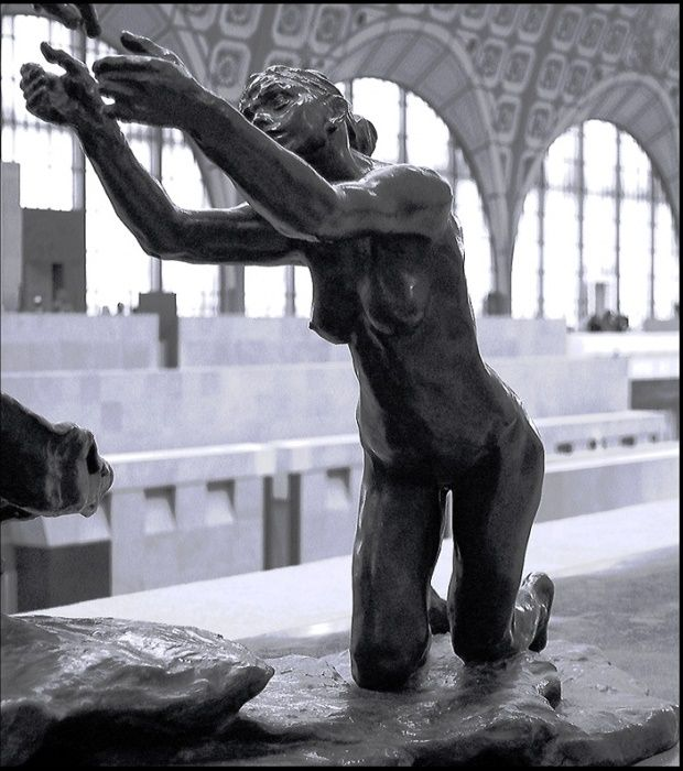 La donna implorante...| Camille Claudel 1864-1943