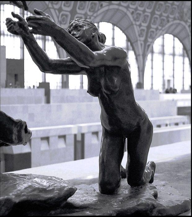 La donna implorante...  Camille Claudel 1864-1943