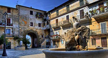 San Felice Circeo, Italy