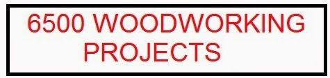 Ah! E se falando em madeira...: 6500 projetos de marcenaria