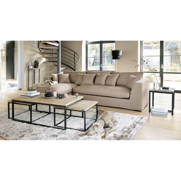 maison du monde housse de canap perfect housse de canap. Black Bedroom Furniture Sets. Home Design Ideas