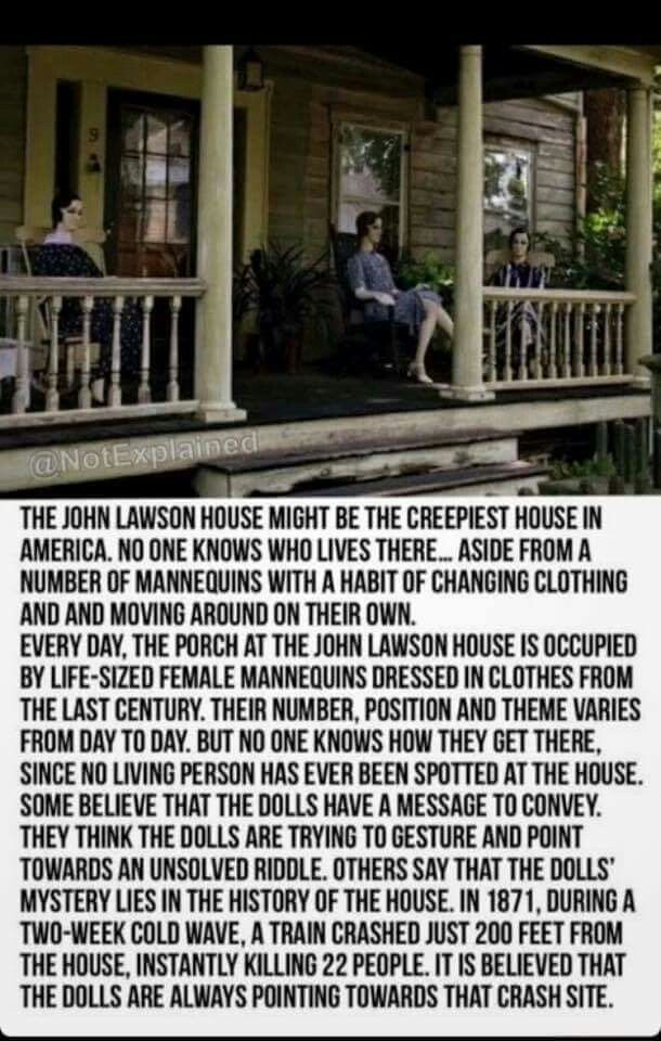 The John Lawson House