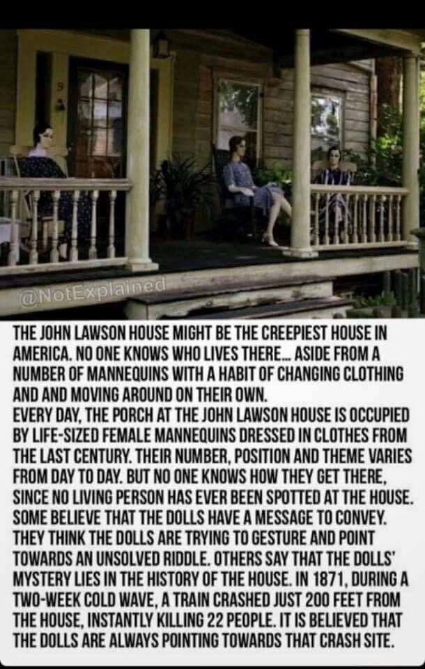 The John Lawson House