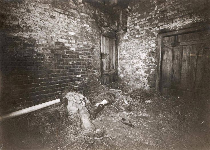 Hinterkaifeck Murders - Germany 1922 On the cold night of 31st March 1922, someone crept into the farmhouse home of Andreas Gruber and using a pickaxe murdered the entire family along with the maid. Afterwards the cold blooded murderer lit a fire and settled down for a bite to eat. To this day the killer has never been found and the case remains open.