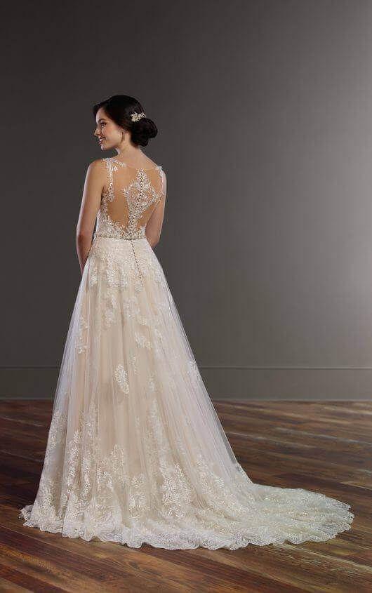20 best Martina Liana images on Pinterest | Wedding frocks, Short ...