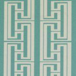 Schumacher LOTUS GARDEN JADE Fabric