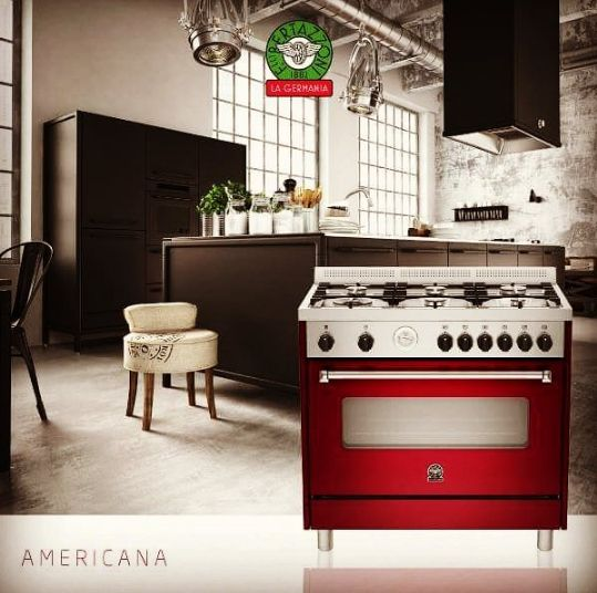 #DidYouKnow? You can own a fully imported #Italian #Bertazzoni #LaGermania for from as little as R9000 for a 60 cm stove, and R12000 for a 90 cm stove! For dealer locations across South Africa, click here: http://www.chefspride.co.za/contact-us/