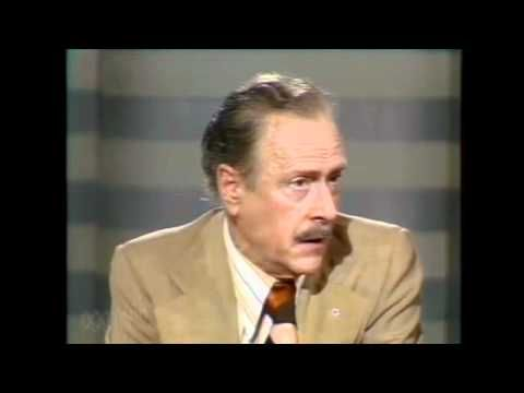 Marshall Mcluhan Full lecture: The medium is the message - 1977 part 1