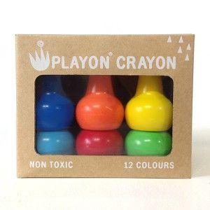 Playon Crayon / couleurs vives