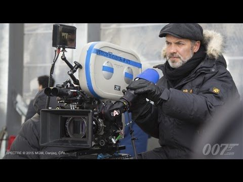 Here's the first behind the scenes footage of SPECTRE. - YouTube