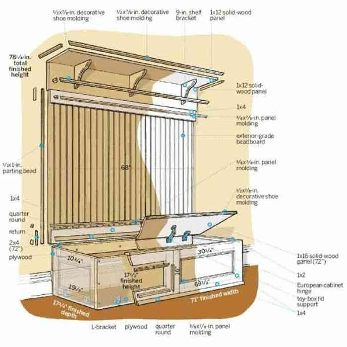 """Search Results for """"Storage Bench Plans"""" – DIY Woodworking Plans"""
