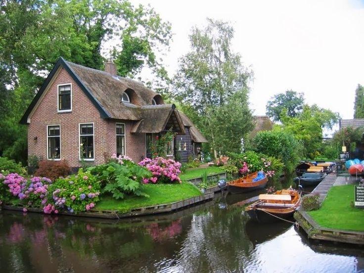 Giethoorn Holanda.