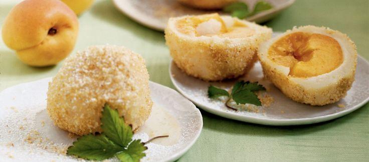 Fagottini di albicocche ricetta