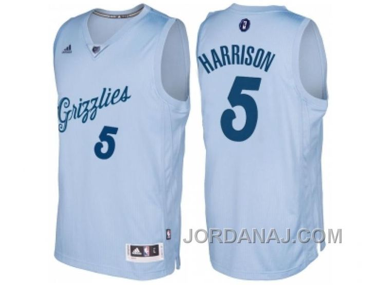http://www.jordanaj.com/mens-memphis-grizzlies-5-andrew-harrison-light-blue-2016-christmas-day-nba-swingman-jersey.html MEN'S MEMPHIS GRIZZLIES #5 ANDREW HARRISON LIGHT BLUE 2016 CHRISTMAS DAY NBA SWINGMAN JERSEY Only $19.00 , Free Shipping!