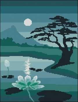 Free Patterns : The Art of Stitching, Fine Art Cross Stitch Patterns - Instant Downloads