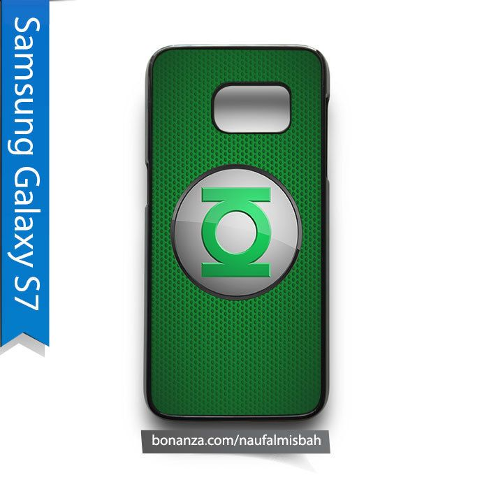 Green Lantern Samsung Galaxy S7 Case Cover - Cases, Covers & Skins