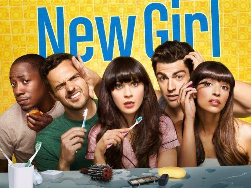 "Our new podcast features us talking about fall TV shows ""New Girl,"" ""Breaking Bad,"" ""Scandal,"" and ""Parks and Recreation."""