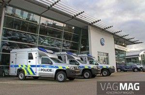 Volkswagen Amarok ve službách policie ČR. Volkswagen Amarok in the service of Czech Police. Read the article (in Czech language):  http://vag-mag.cz/volkswagen-amarok-ve-sluzbach-policie-cr/