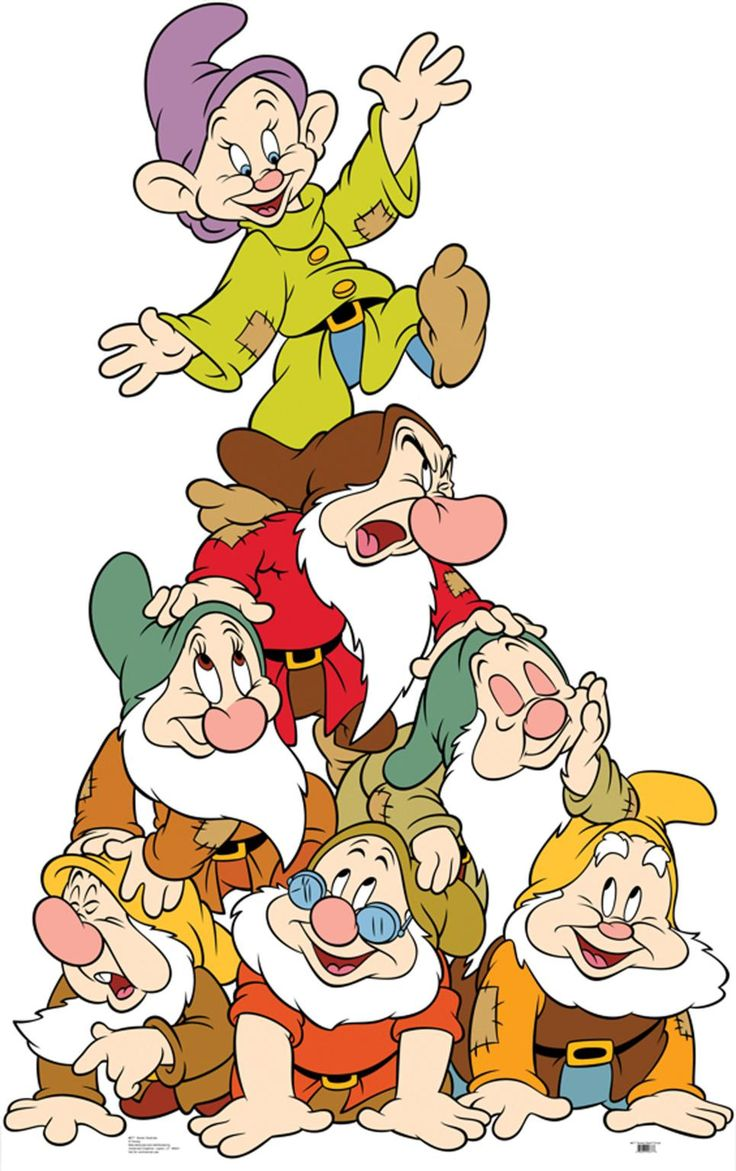 7 dwarfs names in order - Seven Dwarves 677 Seven Dwarves Jpg