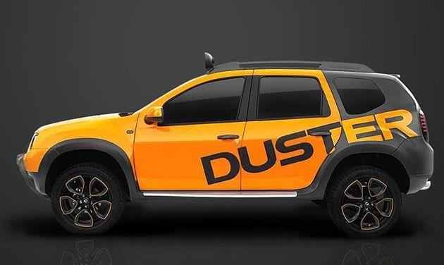 Renault Duster Detour Concept Revealed!!