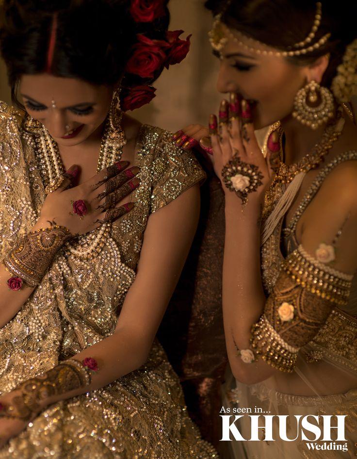 Whether its makeup or mehndi, Ash Kumar Beauty slays in every way.  UK: 0208 204 7771 USA: 1 866 317 7771 www.ashkumar.com  Photography: Avinash Gowariker Creative Director: Ashish Patel Outfits: Ekta Solanki Jewellery: Red Dot Jewels