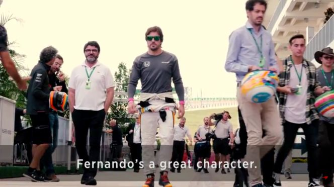 McLaren-Honda - Fernando Alonso, One Of The Best? (VIDEO)