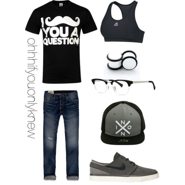 """""""Untitled #205"""" by ohhhifyouonlyknew on Polyvore"""
