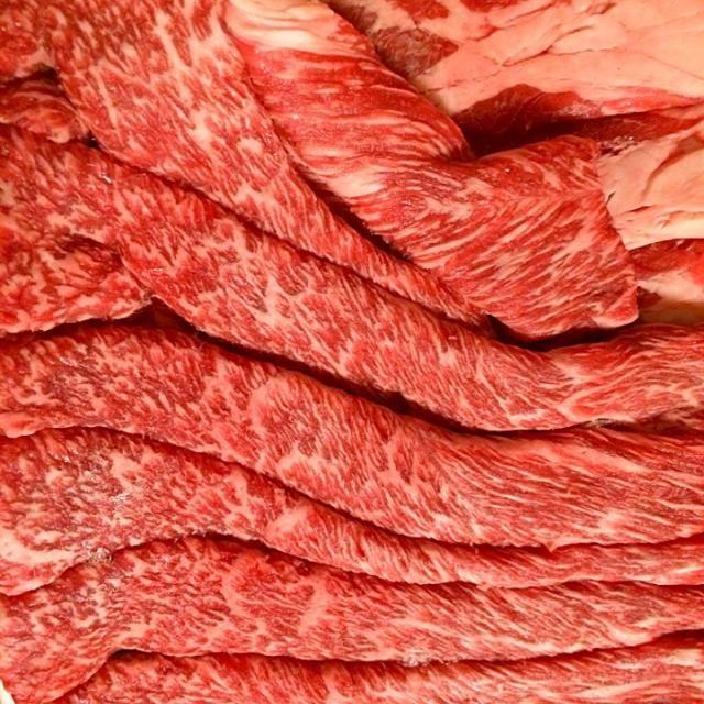正月二日、親戚一同が集まって『すき焼きパーティー』です - 122件のもぐもぐ - 宮崎牛で、すき焼き by furyu