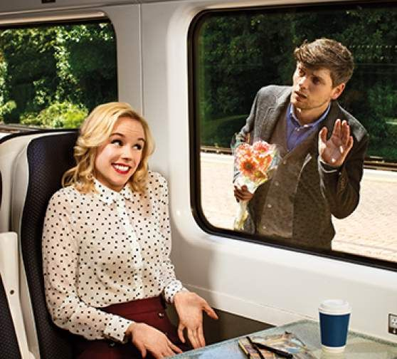 There are so many reasons to take the train, the relaxed travelling, the speedy travel times, the on board catering and free Wi-Fi. Now with our new online fares options you can get a really low fare or a flexible fare with free seat reservation included.